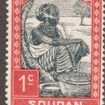 Марки колоний Франции