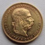 Австро-Венгрия 20 крон
