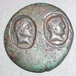 Монета Тиры