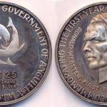 Монета Ангильи
