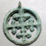 Крест древнерусский