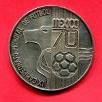 Медаль Мексика-1970