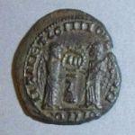 Кельтская монета-подражание