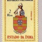 Марки Португальской Индии