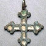 Крестики с выемчатой эмалью