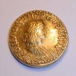 Золотой статер Рескупорида III