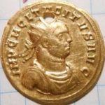 Монета-донатив Тацита