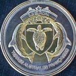 Монеты островов Эпарсе