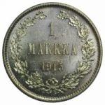 1 марка 1915 г.