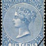 Марки Ванкувера