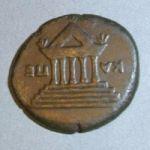 Уникальная монета Евники