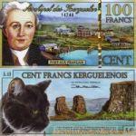 Банкноты Кергелена