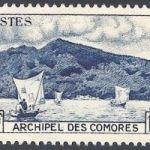 Марки архипелага Коморы