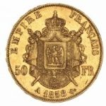 Инвестиционные монеты Франции