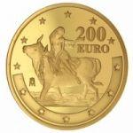 Золотые евро