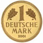 Золотая марка