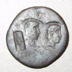 Монета Тиры переходного периода