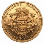 Золотые монеты Африки