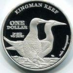 Монеты островов США
