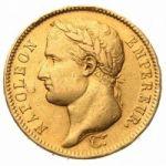 Монета Наполеона