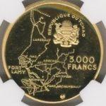 Монета Чада