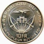 Монета Мали