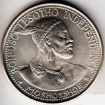 Монета Лесото