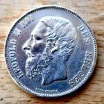 Монета Бельгии