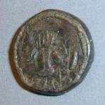 Боспорский статер 250 г. н.э. с палицей