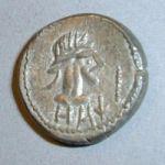 Боспорский статер 251 г. н.э. с палицей