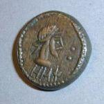 Боспорский статер 251 г. н.э. с двумя шариками