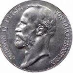 Монета Лихтенштейна