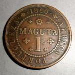 Монета Португальской Африки