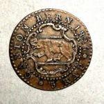Монета кантона Берн