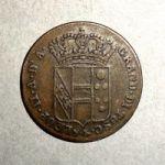 Монета Великого герцогства Тосканского