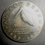 10 марок ГДР