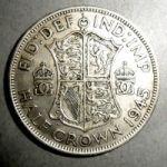 Монета Полкроны Великобритании