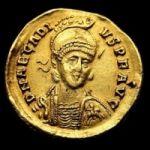 Солиды Византии