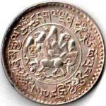Тибет. 3 сранга 1935