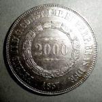 Бразилия. 2000 рейс 1857