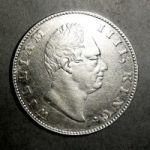 Британская Индия. 1 рупия 1835
