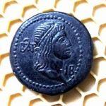 Боспорское царство. Аспург. Ассарий с Калигулой. 30 $