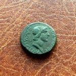 Боспор. Митридат III. Ассарий. 180 $