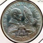 Гаити. 50 гурд 1976 г. 70 $