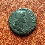 Котис II. Сестерций. 170