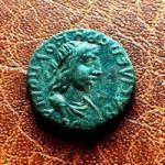 Рескупорид III. Денарий. 270