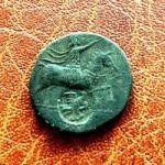 Рескупорид III. Денарий. 280