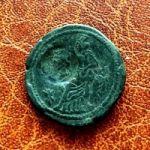 Рескупорид III. Денарий. 200