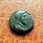 Савромат II. Сестерций. 500