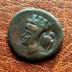 Ольвия. Дупондий. 54-55 гг. н.э.